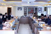 نهمین جلسه هیات رئیسه فدراسیون کشتی امروز برگزار شد