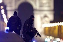 اولاند: تیراندازی در پاریس اقدامی تروریستی بود