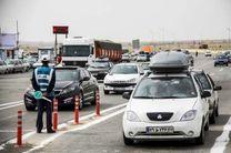 تردد بیش از 861 هزار خودرو در روز 13 فروردین در استان اصفهان