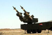 آماده باش سامانههای دفاع هوایی سوریه در بالاترین سطح