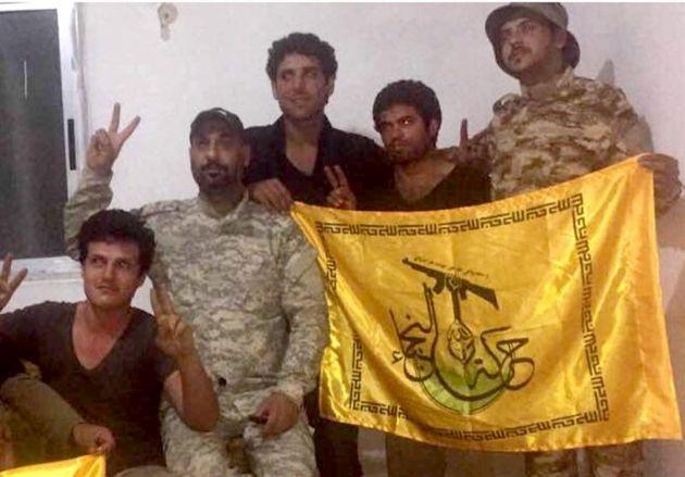 آزادی چهار رزمنده اسیر نُجَباء از چنگال جبهة النصرة