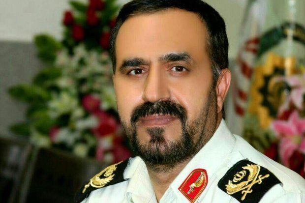 نیروی انتظامی با تمام توان در حال آماده کردن امکانات برای زائران اربعین حسینی است