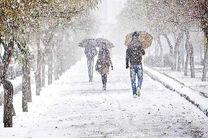 شهرستانهای اصفهان سفیدپوش شدند/ بارش ۱۲ سانتیمتری برف در سمیرم