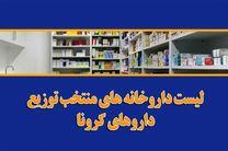 تعداد مراکز توزیع رمدسیویر در مشهد به ۲۳ داروخانه افزایش پیدا کرد