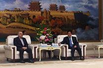 استاندار قم از غرفه جمهوری اسلامی ایران در نمایشگاه بین المللی چین بازدید کرد