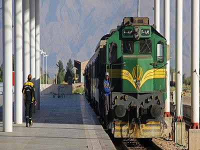 خروج قطار مسافری تهران تبریز از ریل