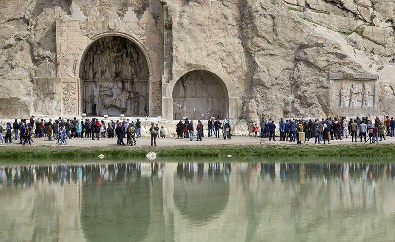 جاذبه های گردشگری کرمانشاه را بشناسید/ زیباترین و دیدنی ترین مکان های گردشگری کرمانشاه