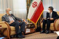 اولین دیدار خارجی وزیر نفت با معاون بخش خاورمیانه سیانپیسی