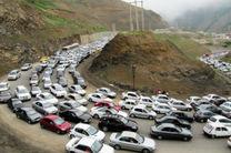 محدودیت ترافیکی جادهها در تعطیلات نیمه شعبان اعلام شد