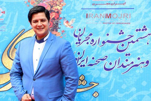 میکروفن طلایی ایران به بندرعباس رسید