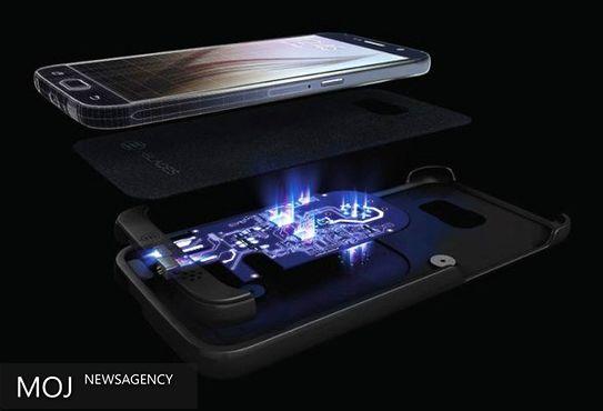 از تلفن همراه به عنوان ردیاب چشم استفاده می شود