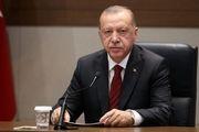 اردوغان در مناطق آتشسوزی ترکیه «وضعیت فاجعه» اعلام کرد