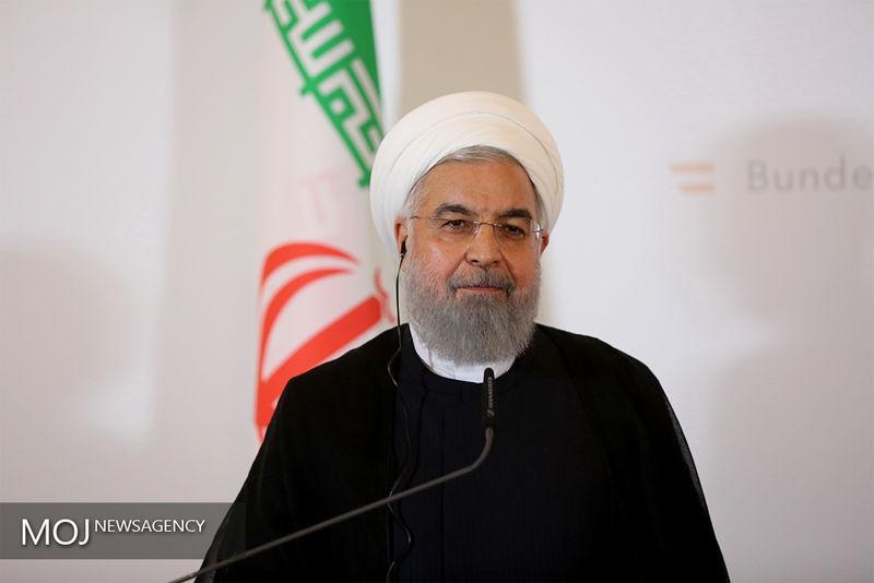 افتتاح بخش جنوبی خط 6 مترو تهران با حضور رییس جمهور
