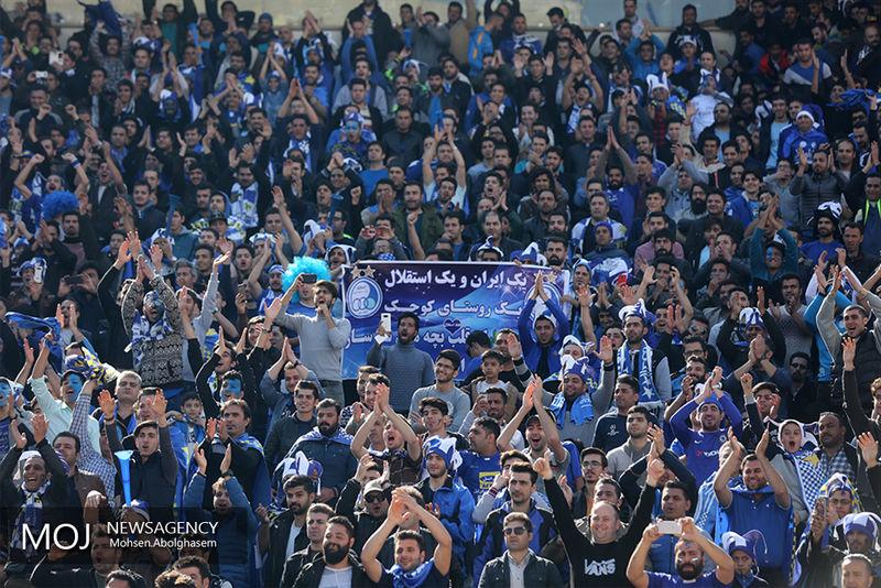 هزار استقلالی در استادیوم آزادی