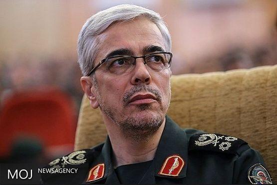 ارتقای آمادگی و دفاع از منافع ملی جمهوری اسلامی ایران دنبال خواهد شد