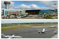 رشد محسوس پرواز در فرودگاه گیلان