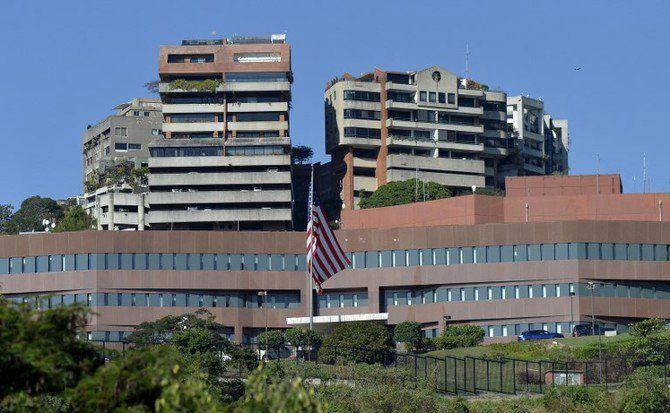 آمریکا تمامی دیپلمات های خود را از ونزوئلا خارج می کند
