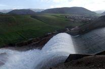 ۸۲ درصد ظرفیت سدهای استان کرمانشاه پر است