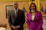 جزئیات دیدار نخست وزیر عراق با نانسی پلوسی در آمریکا
