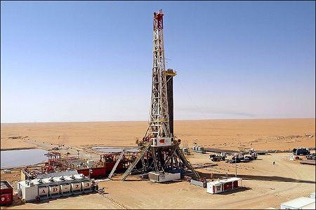 یک حلقه چاه در میدان نفتی اهواز حفاری و تکمیل شد