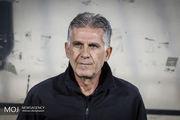 کی روش و اعضای تیم ملی درگذشت سرنشینان هواپیمای 707 را تسلیت گفتند