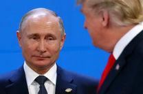 واکنش تند پوتین به آمریکا