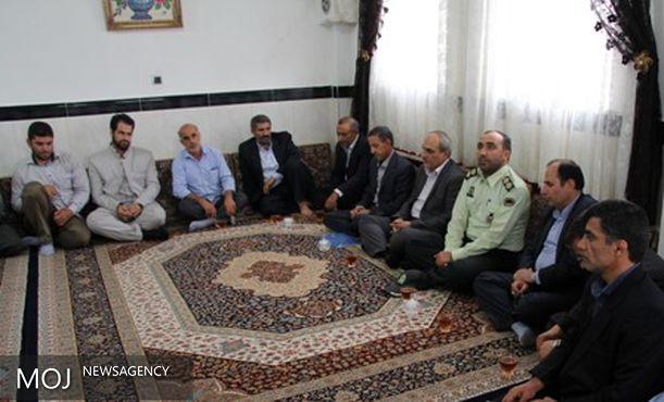 شهدا اسطورههای فراموش نشدنی تاریخ ایران اسلامی هستند