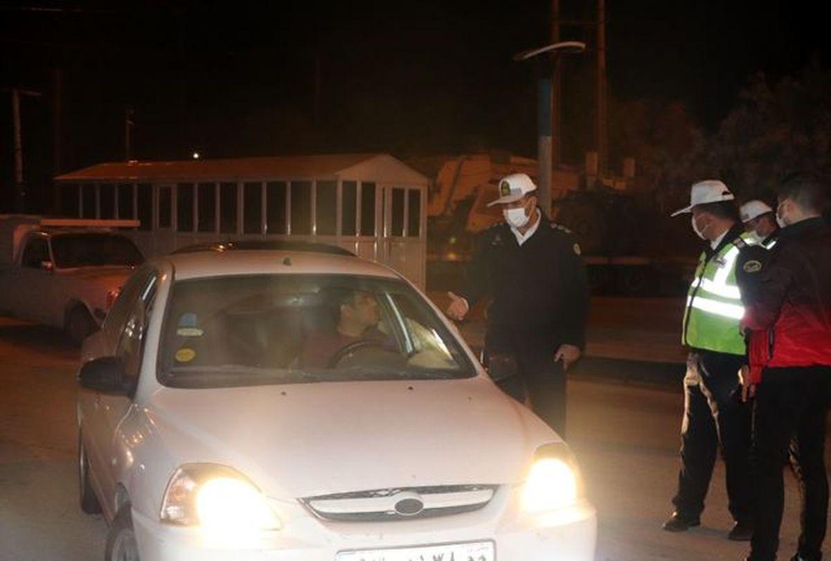 تمدید محدودیت تردد شبانه در ۱۰ شهر اصفهان تا پایان دی ماه