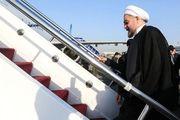 روحانی اواخر هفته جاری به روسیه می رود