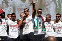 رونالدو قهرمانی پرتغال در یورو ۲۰۱۶ را به مهاجران تقدیم کرد