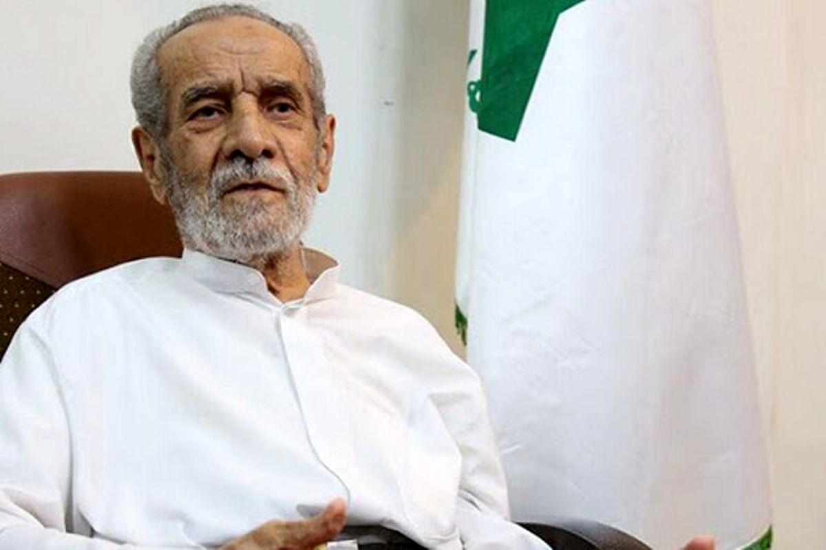 پیام تسلیت مجمع نمایندگان مجلس شورای اسلامی به مناسبت درگذشت حاج محمد عرب
