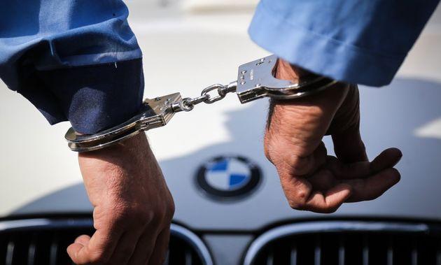 متلاشی شدن باند سارقان به عنف خودرو در بندرعباس