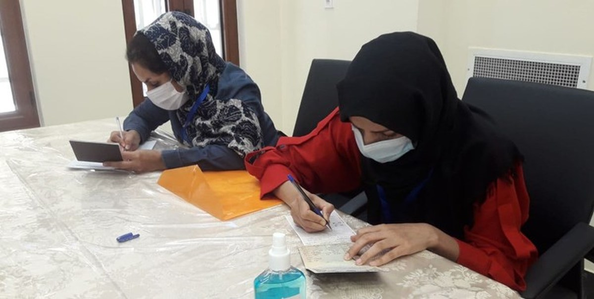 برگزاری سیزدهمین دور انتخابات ریاست جمهوری ایران در افغانستان
