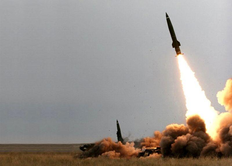 موشک زلزال 2 یمن به سمت مواضع سعودی شلیک شد