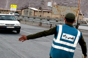 جریمه سه هزار خودرو غیربومی در جادههای خراسان رضوی