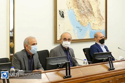 نشست شورای عالی کارشناسان رسمی دادگستری با حضور محسنی اژهای