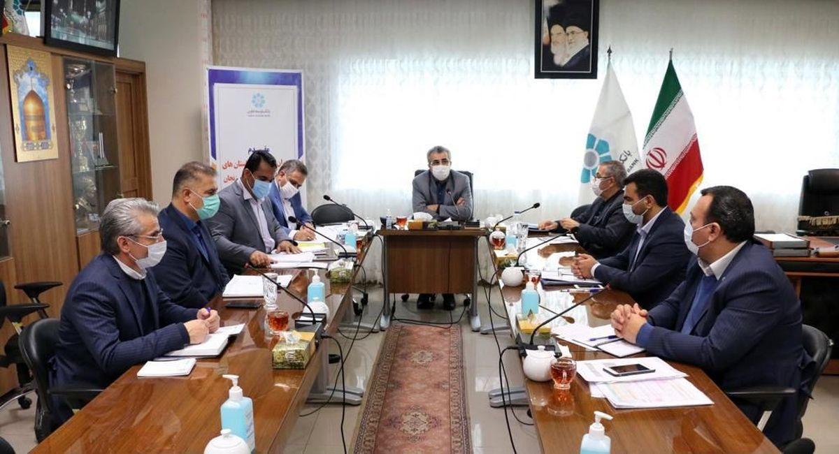 توسعه کیفیت خدمات بانک توسعه تعاون، در استانهای شمال غرب شتاب بیشتری میگیرد
