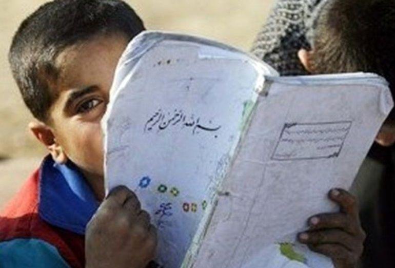 باید آمار کودکان بازمانده از تحصیل به صفر برسد