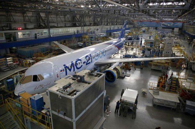 رقیب روسی هواپیماهای بوئینگ و ایرباس آماده تولید انبوه است