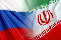 تجارت خارجی ایران با روسیه از مسیر دریایی، ریلی و جادهای ادامه دارد