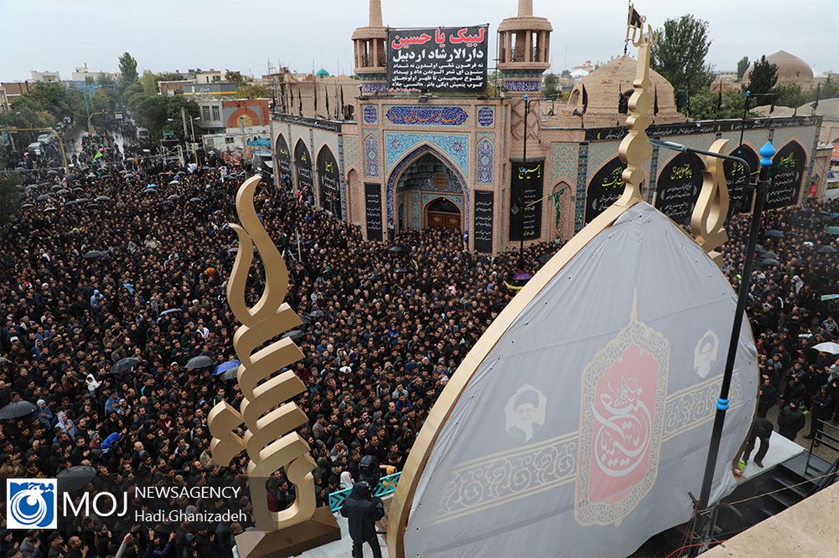 اجتماع تاسوعا و عاشورای حسینی در اردبیل برگزار نمی شود