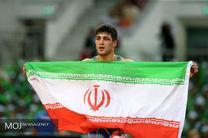 مسابقات کشتی فرنگی داخل سالن ترکمنستان