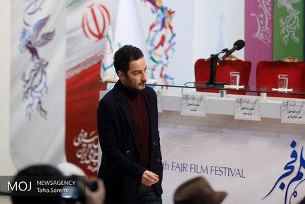 هشتمین روز سی و هفتمین جشنواره فیلم فجر/نوید محمد زاده