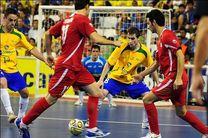 آرژانتین جایگزین تیم ملی فوتسال ایران شد