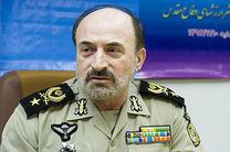 سردار سلیمانی و شهدای مدافع حرم جلوی سیل داعش را گرفتند/ اگر دشمن دست از پا خطا کند در کاخ شیشه ای خود نابود می شود
