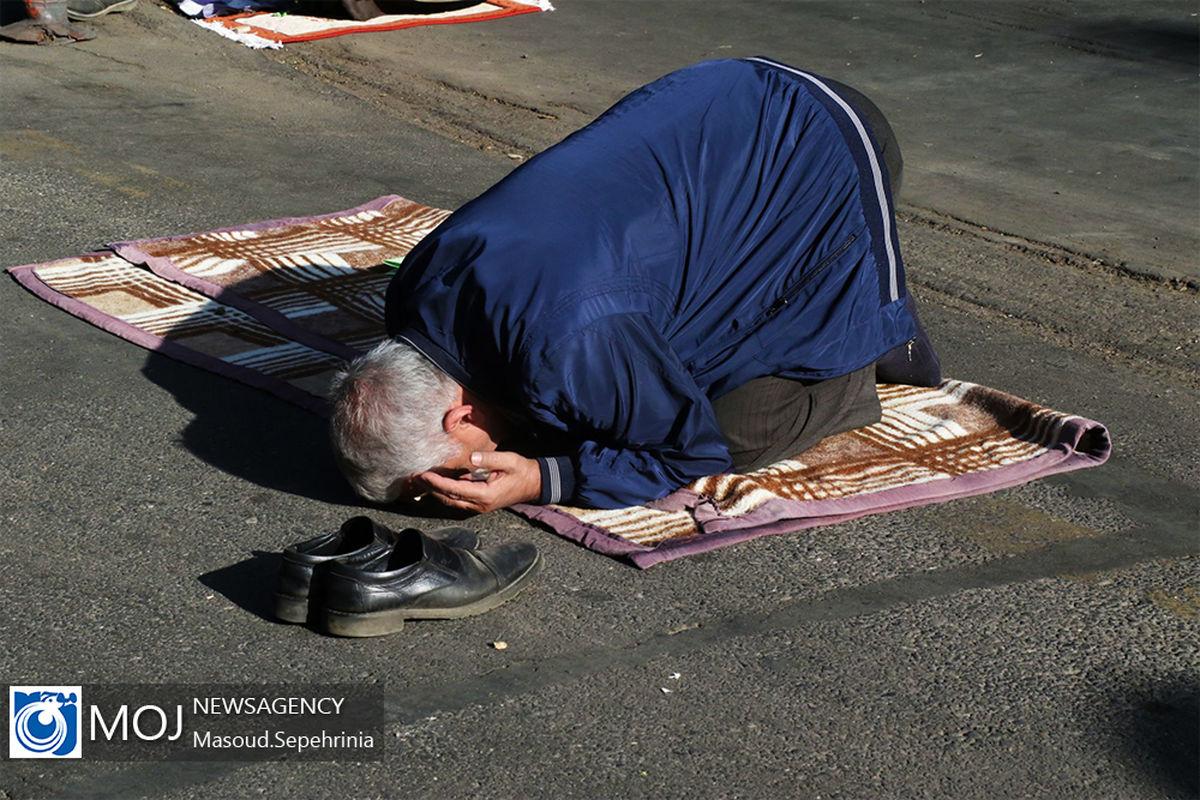 نماز عید فطر در سراسر کشور برگزار شد