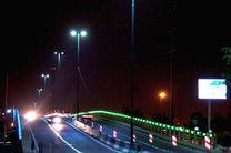 وجود 3500 شعله روشنایی در سراسر جادههای استان کرمانشاه