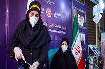 تزریق دومین دوز از واکسن ایرانی کرونا به سه داوطلب اولیه