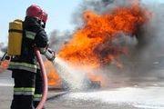 انفجار و آتش سوزی در شهرک صنعتی اردبیل جان 2 نفر را گرفت