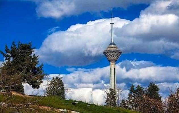کیفیت هوای تهران در 28 فروردین سالم است
